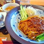4289612 - 汁なし坦々麺¥730
