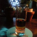shot bar アメリカ物語 - バーボンです!