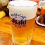 おたやん - 生ビール