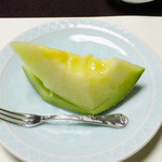 うなぎ・日本料理 ゑびす家 - 水菓子