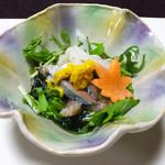 うなぎ・日本料理 ゑびす家 - 酢物