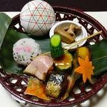 うなぎ・日本料理 ゑびす家 - 八寸