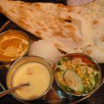 インディアン・レストラン Taz Mahal - お子様セット(¥600)