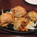 インディアン・レストラン Taz Mahal - 料理写真:チキンボディ(¥950)