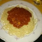 あんでるせん - スパゲッティミートソース