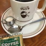 フレンド - コーヒー
