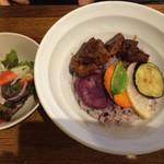 ひふみ・キッチン - 宮崎の秘伝味噌豚丼