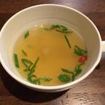 ひふみ・キッチン - ランチのスープ