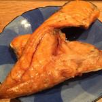 Second Court 魚 - 鮭のカマ