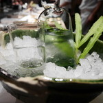 星のや 京都 ダイニング - 日本酒 月賞