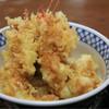 食事処 白帆 - 料理写真:北海シマエビ 天丼  ¥1,300