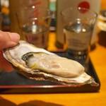 四喜 - 牡蠣と日本酒