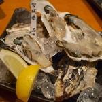 牡蠣と日本酒 四喜 - 宮城県・石巻