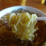 清吉そばや - ぷりっとした麺です