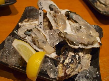 池袋 牡蠣