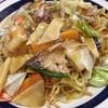 陶龍飯店 - 料理写真:五目あんかけ焼麺900円
