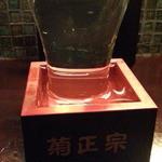 庭つ鶏 葉山 - 日本酒の地酒から広島の亀齢(きれい)700円