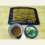 力餅食堂 - カレー麺ざる:550円