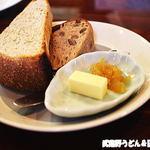 うさぎのキッチン 桜亭 - 2015年9月 ノラのパン