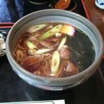瀧乃家 - 本鴨南ばん