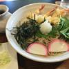 Teuichisobakishin - 料理写真:ちらしそば(冷)