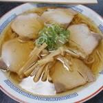 42899713 - チャーシュー麺 700円