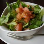 こもれび - ランチセットのサラダ。