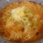 どすこい拉麺芝松 - どすこい拉麺芝松 鶏と豚と魚介のトリプルスープ麺