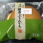 由布院 花麹菊家 - 抹茶ぷりんどら 税込194円