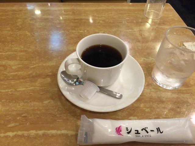 シュベール 新大久保店 - ホットコーヒー