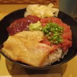 鮨 からく - 江戸前丼