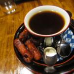 高品質珈琲と名曲 私の隠れ家 - コーヒー