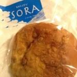 SORA - 料理写真:バナナクリームパン