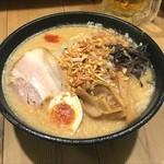 宮本 - 背脂らーめん 味噌