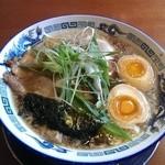 42908055 - 蔵出し醤油麺(味玉入り)