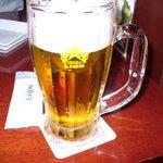 4291373 - やっぱり、ライオンのビールは旨し☆