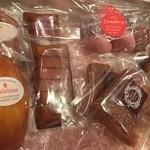 42910052 - 焼き菓子