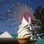 キングハット - 料理写真:ソフトクリーム 350円
