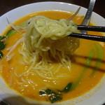 福盈門 - もちっとした麺