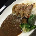 南家 - 札幌餃子カレー