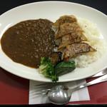 南家 - 札幌餃子カレー ¥1,080
