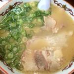 Musashiramen - 武蔵ラーメン大盛