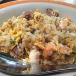 Kantonryourifu - 海鮮炒飯