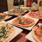 Pizza Bar Pecco - ☆ピザ集合☆