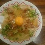 42914894 - チャーロー麵・白スープ850円