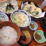 42915748 - 天ぷら定食