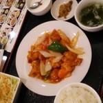 蘭 - 日替わりランチ700円