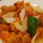 蘭 - 甘酢鶏