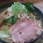 北海道らーめん 壱龍 - 料理写真:リニューアル予定の味噌ラーメンです