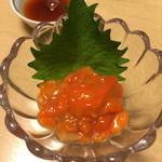 寿司和 - ホヤの塩辛